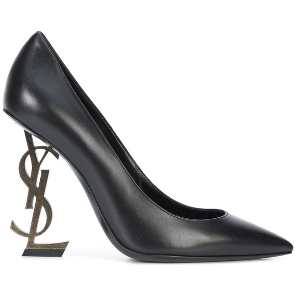 9869859c2ab Saint Laurent Shoes   Nib Black Leather Opyum 110 Pumps   Poshmark
